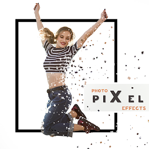 Pixel Photo Effect