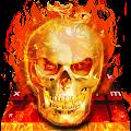 App Skull Hellfire Theme APK for Windows Phone