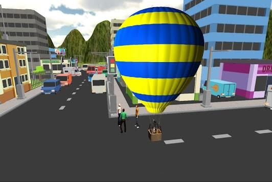 Hot air balloon flight apk 1 5 free simulation apps for for Air balloon games