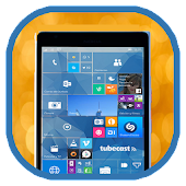 App LAUNCHER THEME FOR WIN 10 PRO APK for Windows Phone