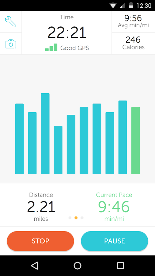 Runkeeper - GPS Track Run Walk Screenshot 7
