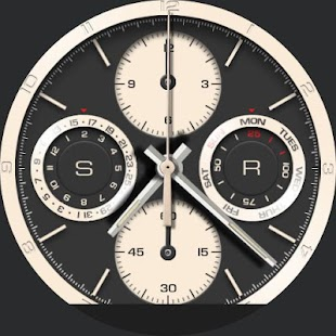WatchMaker Premium Watch Face Screenshot