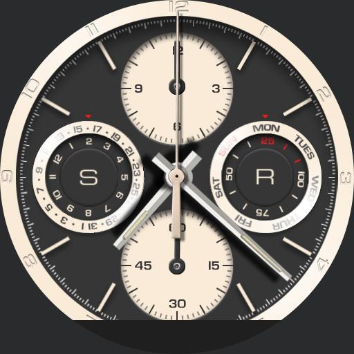 WatchMaker Premium Watch Face Screenshot 9