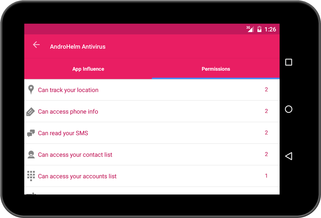 AntiVirus Android Security Screenshot 12