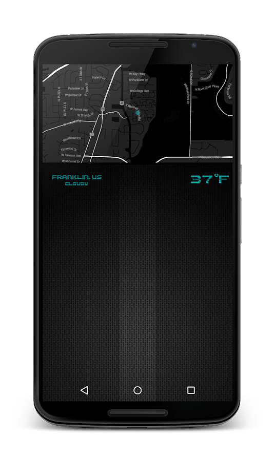 Vexxd for Klwp Screenshot 2