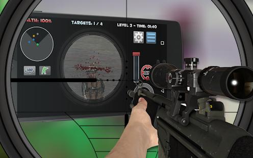 Scharfschütze Fury Assassin 3D Schießen android spiele download