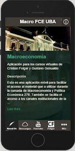 Macroeconomia - screenshot