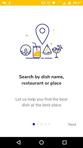 Food Ratio Screenshot