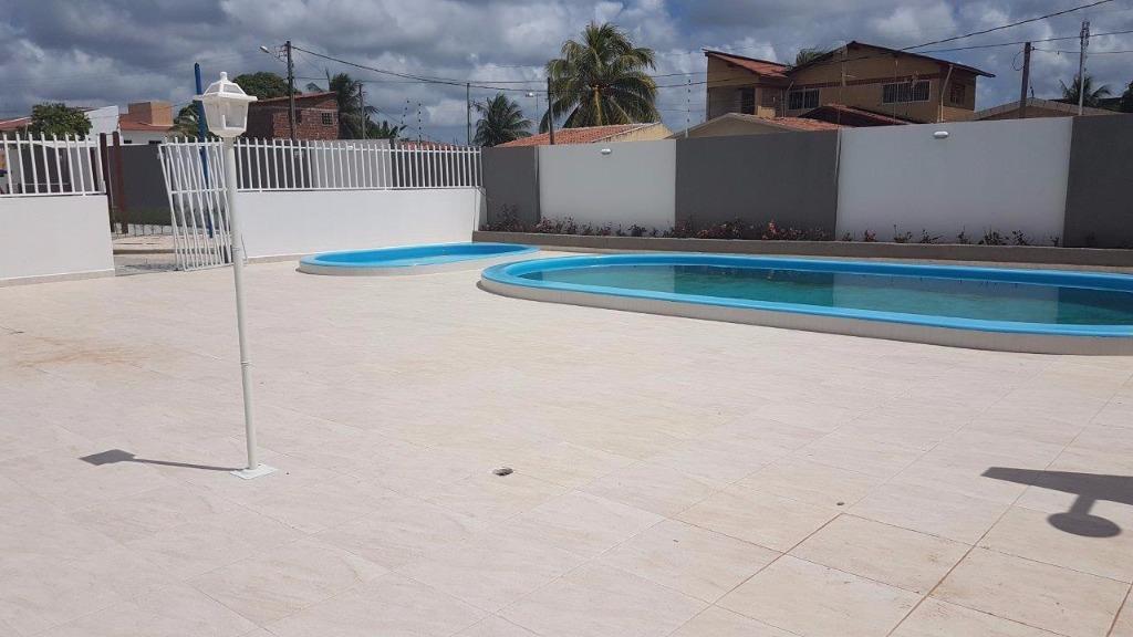 Apartamento residencial à venda, Muçumagro, João Pessoa.