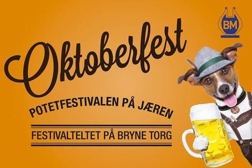 Oktoberfest Brynetorg lørdag 7 oktober kl 19-23