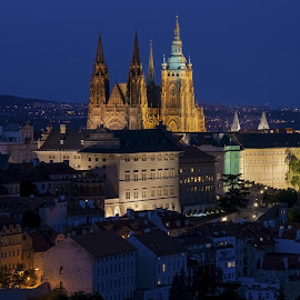 Prague by Petr Olša - Buildings & Architecture Architectural Detail
