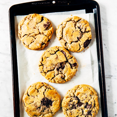 Gianduja Chocolate Chip Cookies
