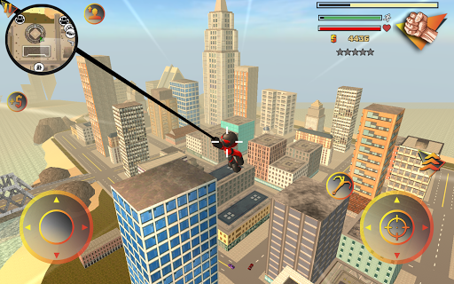 Stickman Rope Hero 2 - screenshot