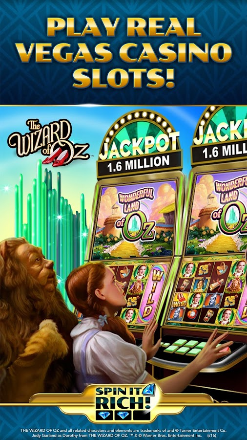 Spin It Rich! Free Slot Casino Screenshot