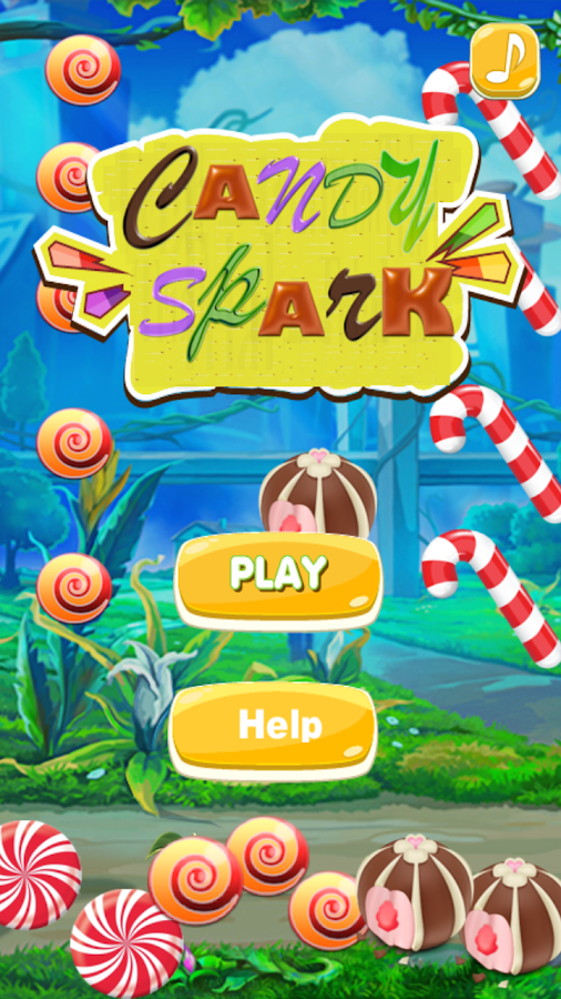 Candy Spark Screenshot 7