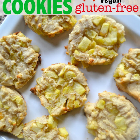 Almond Flour-Apple Pie Cookies