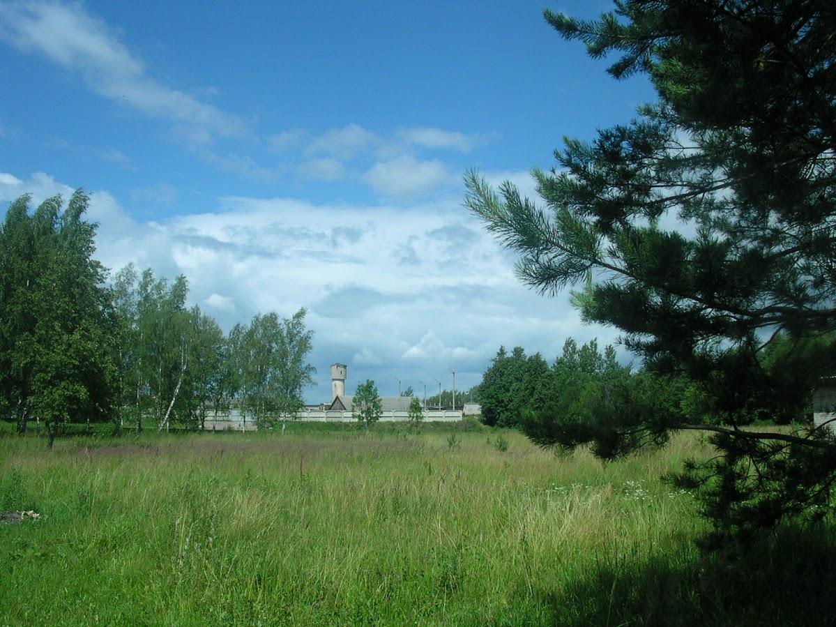 Вид на парк в Солцах