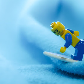 Surf with Me! by Kèn Nugraha - Artistic Objects Toys ( minifigure, surf, pureshot )