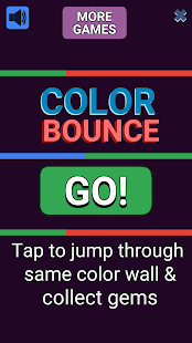 Color Bounce - screenshot
