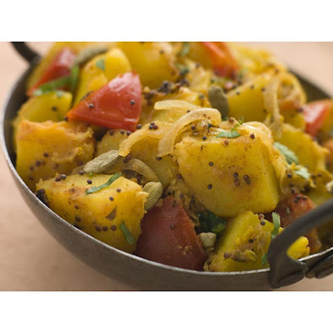 Bombay Aloo / Bombay Potatoes