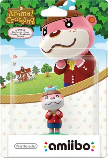 Lottie packaged (thumbnail) - Animal Crossing series