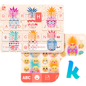 Pineapple Kika Keyboard Theme Icon