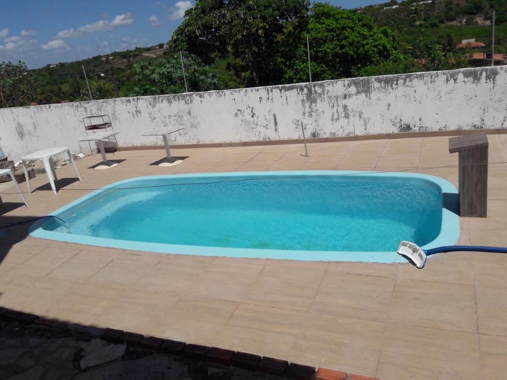 casa em jacuma com piscina