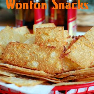 Wonton Wrapper Snacks Recipes