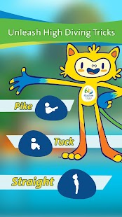 Rio 2016  Diving Champions   Android Apps On Google Play
