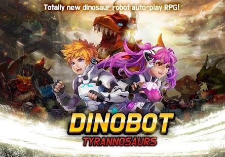 Dinobot: Tyrannosaurus APK for Lenovo