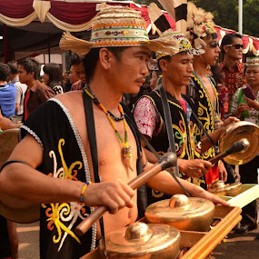 Traditional Music of Dayak by Dwi Ratna Miranti - News & Events World Events