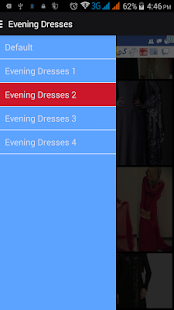 Latest Evening Dresses 2016 - screenshot
