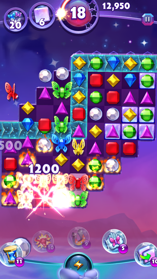 Bejeweled Stars Screenshot 5