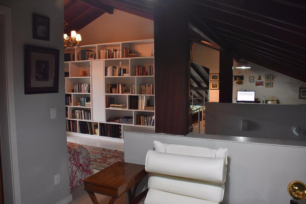 Cobertura 4 Dorm, Cacupé, Florianópolis (CO0094) - Foto 4