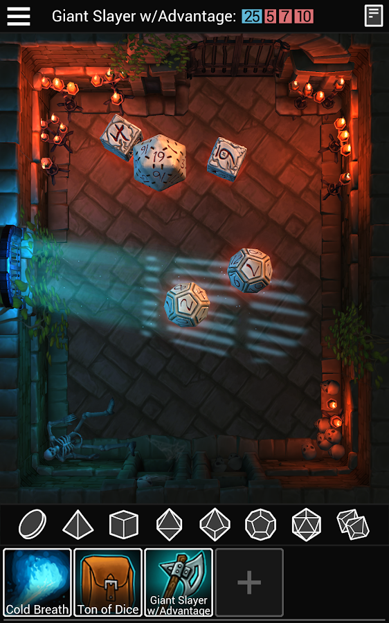 Dice To Go: Tabletop RPG Roller Screenshot 9