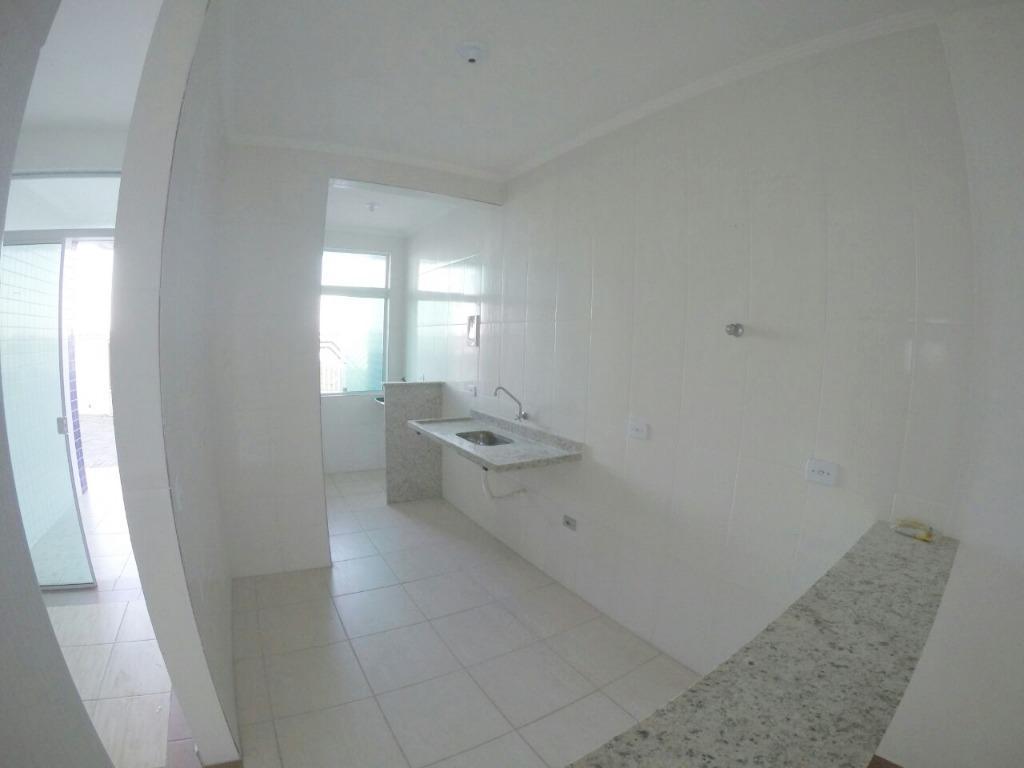 ISF Imóveis - Apto 2 Dorm, Jardim Iberá, Itanhaém - Foto 4