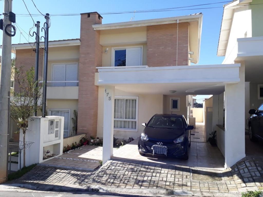 Sobrado com 3 dormitórios à venda, 101 m² por R$ 585.000 - Jardim dos Lagos - Franco da Rocha/SP