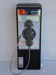 Single Slot Payphones - Bell Of Pennsylvania 1C loc UP8 1