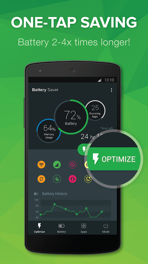 Battery Saver Pro Screenshot 0