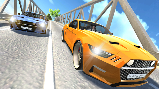 Muscle Car Mustang for pc