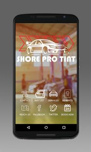 Shore Pro Tint - screenshot