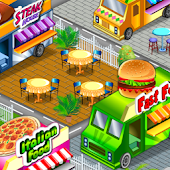 Princess Food Cooking APK for Bluestacks