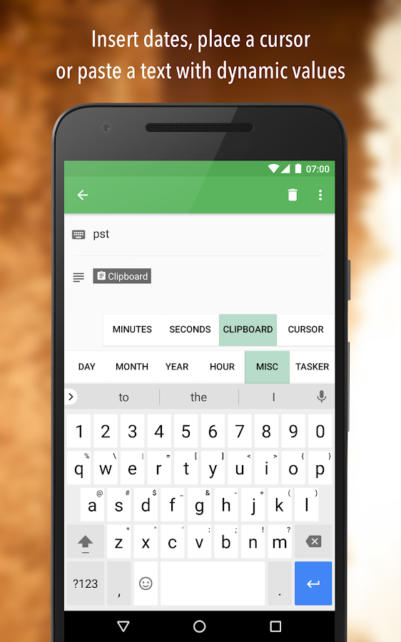 Texpand Pro - Text Shortcuts Screenshot 5