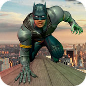 Flying Panther Superhero City Rescue APK for Bluestacks