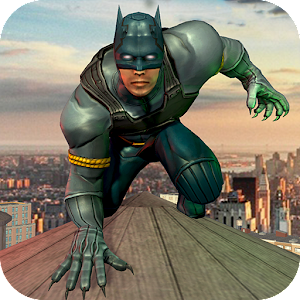 Flying Panther Superhero City Rescue For PC (Windows & MAC)