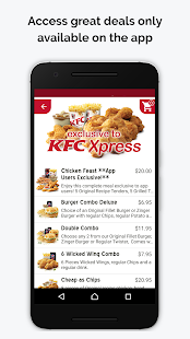Free KFC Xpress APK for Android