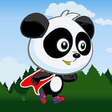 SUPER PANDA WARRIOR