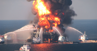 Disastro Golfo del Messico: tragedia infinita.