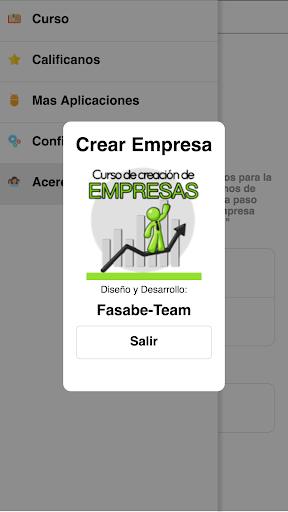 Curso de Creación de Empresas screenshot 8