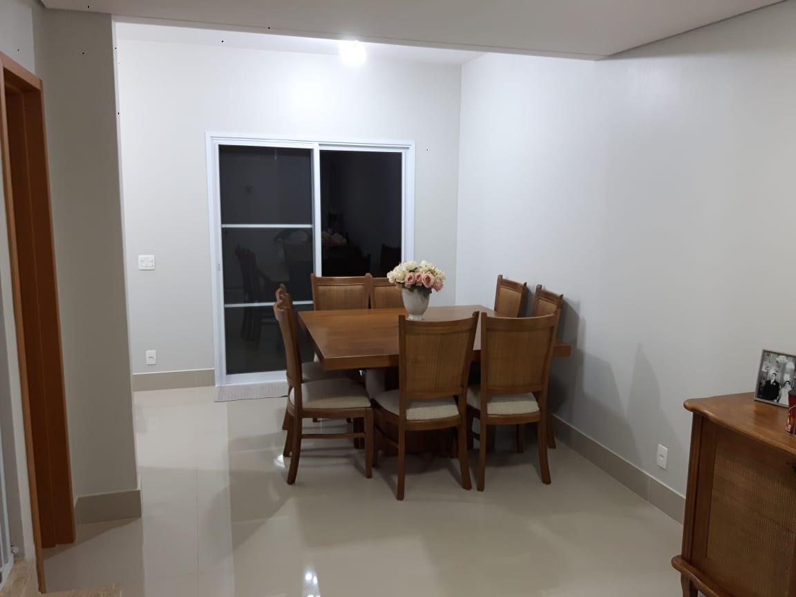 Casa residencial à venda, Condomínio Residencial Barão Ville, Paulínia - CA3911.